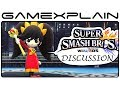 Super Smash Bros Update Discussion: Ashley Assist Trophy, Mario Size Comparison, and Creepy Zelda
