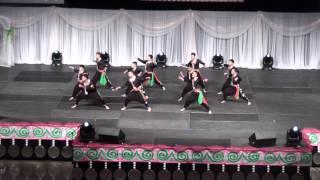 MN HNY 2013-2014 Traditional Dance Competition: Phaj Ej Hmoob (Hmong Heroes)