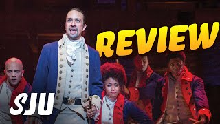 Hamilton | Review! by Clevver Movies