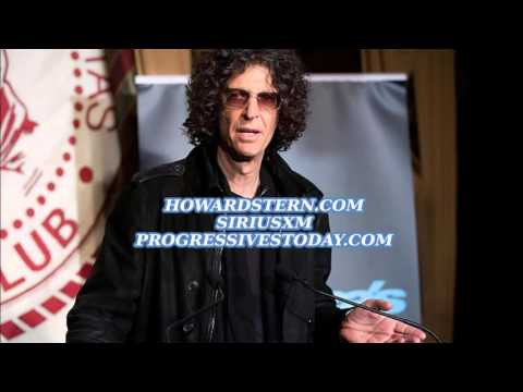 HOWARD STERN SCHOOLS LIBERAL PRODUCER ON 2ND AMENDMENT