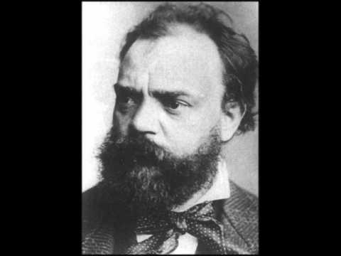 Antonin dvorak, un 13 de junio, un dia como hoy en la musica, efemerides musicales