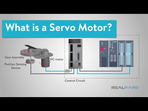 What is a Servo Motor and How it Works?
