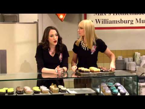 2 Broke Girls 2.14 (Preview)