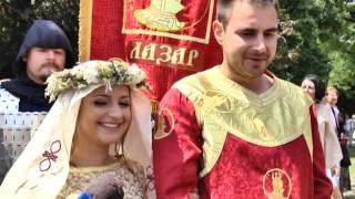 Vidovdan - Srednjovekovno venčanje