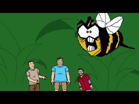 "Tom and Dan Toons! - Season #3 - Episode #4 - ""Honey...I Shrunk the WHAT?"""
