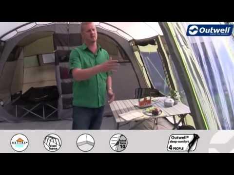 Predstavitev šotora Outwell Montana 6P