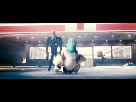Escape from Planet Earth Official Movie Trailer [HD]