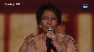 Franklin (LA) United States  City pictures : Watch Aretha Franklin Make President Obama Emotional