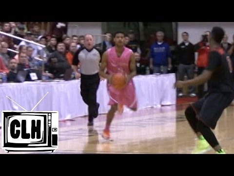 Miles Reynolds Crazy Buzzer Beater – 2014 Cancer Research Classic – Whitney Young Basketball