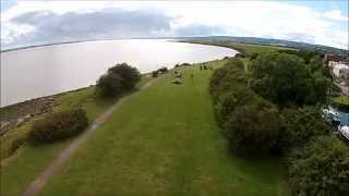 Lydney United Kingdom  city pictures gallery : Lydney Docks - Forest of Dean Area - Aerial Footage - DJI Phantom 2 Vision Plus