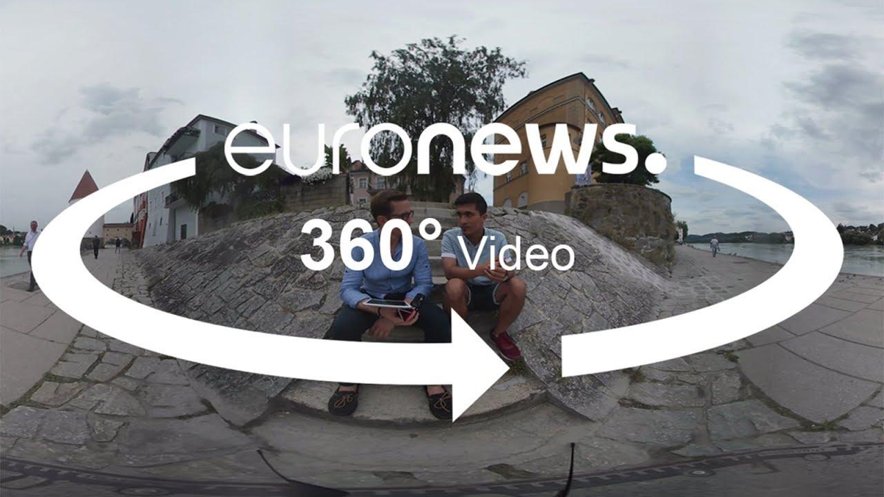 Γερμανικές εκλογές 360°: Το πορτραίτο ενός μετανάστη