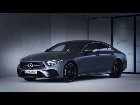 NEW Mercedes CLS (2019) Launch Film