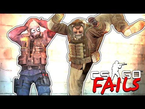 CS:GO FAILS #3 - Угарные моменты