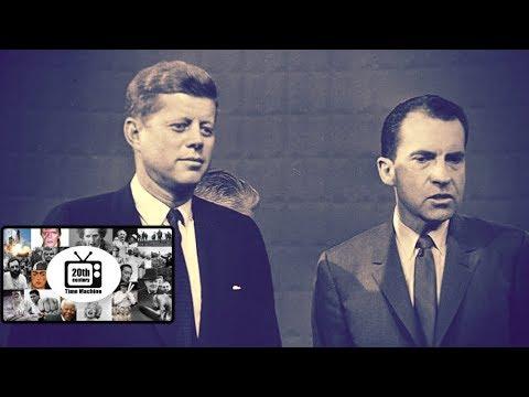 1960 Kennedy-Nixon Debate: The First Televised Presidential Debate