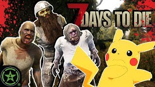 Do People Eat Pokemon? - 7 Days to Die (Part 7) | Live Gameplay by Let's Play