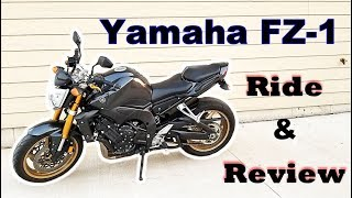 3. Yamaha FZ1 -  Let's Ride and Review!