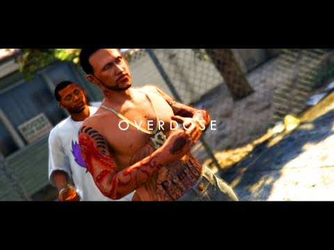 YoungBoy Never Broke Again - Overdose (Official Video) | GTA 5