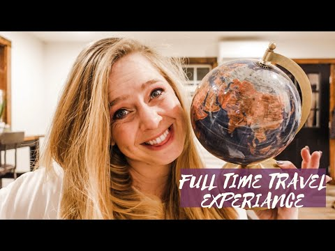 Full-Time Travel | 25 Countries, 25 Experiences | PART 1
