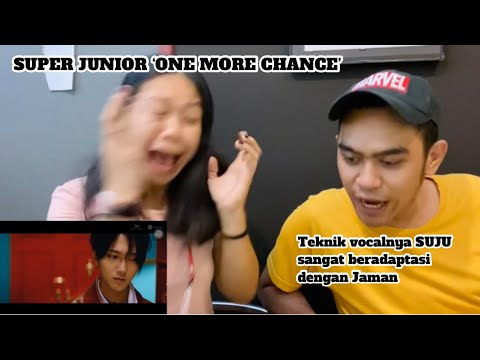 Super Junior 'ONE MORE CHANCE' desney & Bernad Saud Reaction