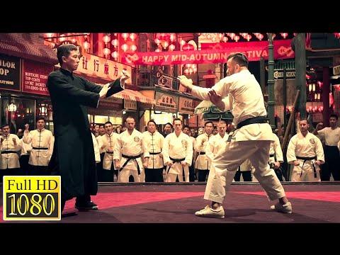 Ip Man vs Karate Master (Epic Fight) IP Man 4 The Finale HD 2020