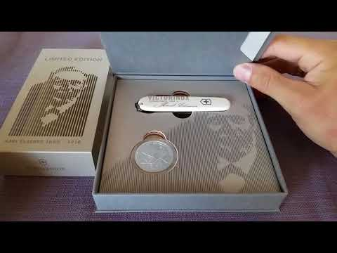 Victorinox Karl Elsener Limited Edition. Etwas ganz besonderes.