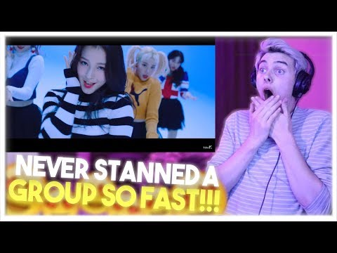 Video MOMOLAND (모모랜드) - BBoom BBoom (뿜뿜) MV Reaction!! [NEVER STANNED A GROUP SO FAST!!!] download in MP3, 3GP, MP4, WEBM, AVI, FLV January 2017