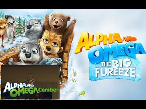 Alpha and Omega-Cember: Alpha and Omega 7: The Big Fureeze (audio only)