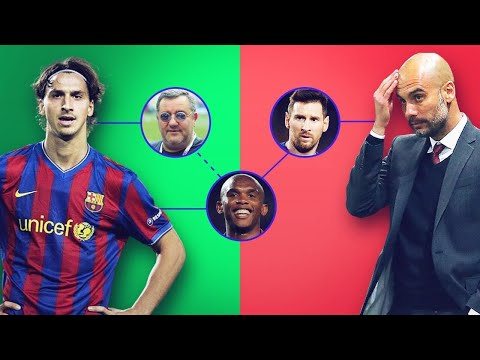 Why do Ibrahimovic and Guardiola hate each other? - Football's biggest rivalries | Oh My Goal