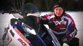 3. SLED TEST: 2012 Polaris Switchback 800 Pro-R