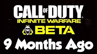 The IW BETA 9 Months Ago…LIKE this video if you're a BEAST!Main Channel - https://www.youtube.com/user/M3RKMUS1CI had some old recordings from the IW Beta.It's hard to believe it's almost been a whole year since it was out!It's even weirder to see our reactions from when we were first playing the Beta VS how we feel about the game now o.0Outro Song: All Aboard - Youtube Audio LibraryThanks for watching!Erik - Nerd Plays