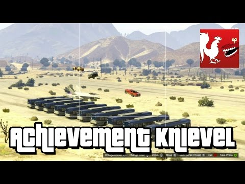 גי.טי.אי - The AH crew is back with Things to do in GTA V, where the lads and gents attempt to do the