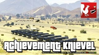 Things to Do In GTA V - Achievement Knievel | Rooster Teeth