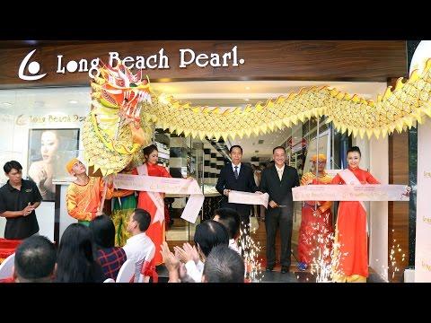 Tưng bừng khai trương Showroom trang sức ngọc trai Long Beach Pearl HCM