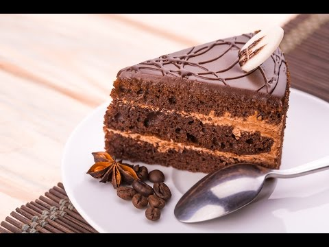 How To Make a Healthy Chocolate Cake