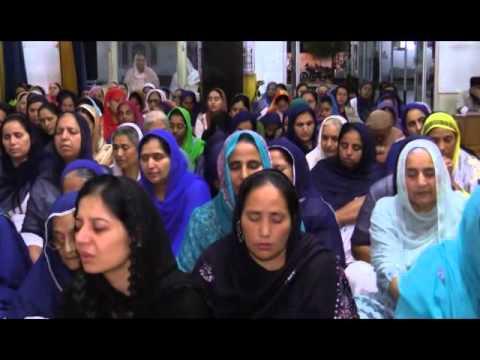 Bhai Davinder Singh Ji Khalsa Khanne Wale jammu 26 09 2015 Simran Sadhna veerji