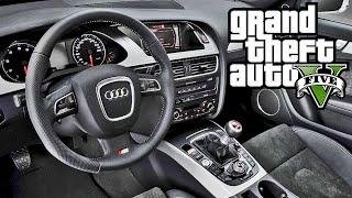 GTA V MOD Carro Audi A4 - Carros Importados - GTA 5 Mods ► MUITO RECOMENDADO - https://youtu.be/dm0l6VtEvhQ ► VEJA MAIS VEÍCULOS PARA GTA 5 - https://goo.gl/...