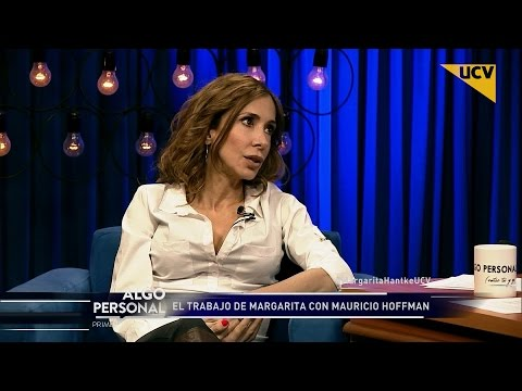 """video Margarita Hantke: """"Hoy tendrías que matar a alguien en TV para poder entrar"""""""