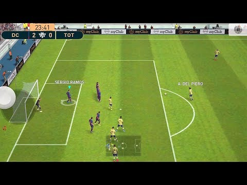 Pes Mobile 2019 / Pro Evolution Soccer / Android Gameplay #13