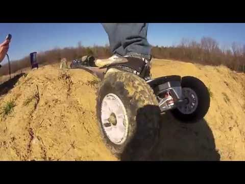 GoPro: Mountain Boarding