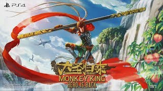 Nonton Monkey King  Hero Is Back For Ps4   Chinajoy 2018 Trailer Film Subtitle Indonesia Streaming Movie Download