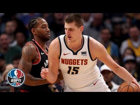 Video: Kawhi Leonard & Nikola Jokic highlights   Raptors vs. Nuggets   NBA on ESPN