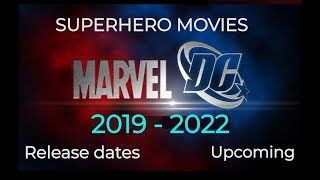 Video Upcoming SUPERHERO MOVIES DC and Marvel 2018 to 2020 with Release Dates | REALFAV MP3, 3GP, MP4, WEBM, AVI, FLV Januari 2018