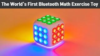video thumbnail CREACUBE : Bluetooth Math Exercise Toy youtube