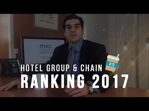 #13 Hotel Group & Chain Ranking 2017 #LTDC