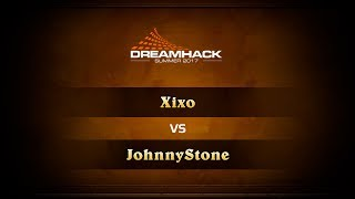 Xixo vs JohnnyStone, game 1