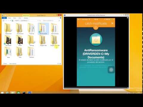 Latch ARW: Una herramienta AntiRansomware