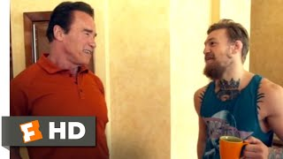 Nonton Conor Mcgregor  Notorious  2017    Meeting Arnold Schwarzenegger Scene  2 10    Movieclips Film Subtitle Indonesia Streaming Movie Download