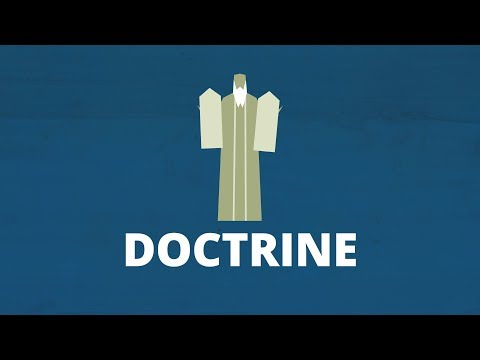 , title : 'What is Doctrine? | Now You Know'