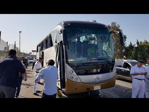 Έκρηξη σε τουριστικό λεωφορείο στην Αίγυπτο