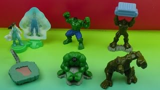 Download Lagu 2008 BURGER KING'S THE INCREDIBLE HULK KIDS' MEAL SET OF 6 TOYS VIDEO REVIEW Mp3